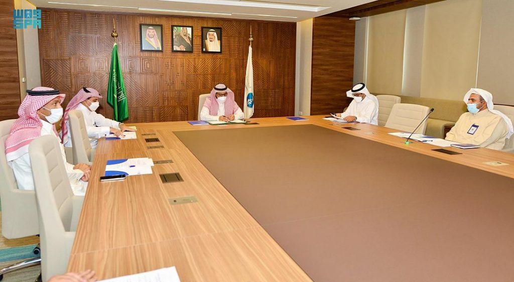 لجنة المحافظة على واحة الأحساء تعقد اجتماعها السابع