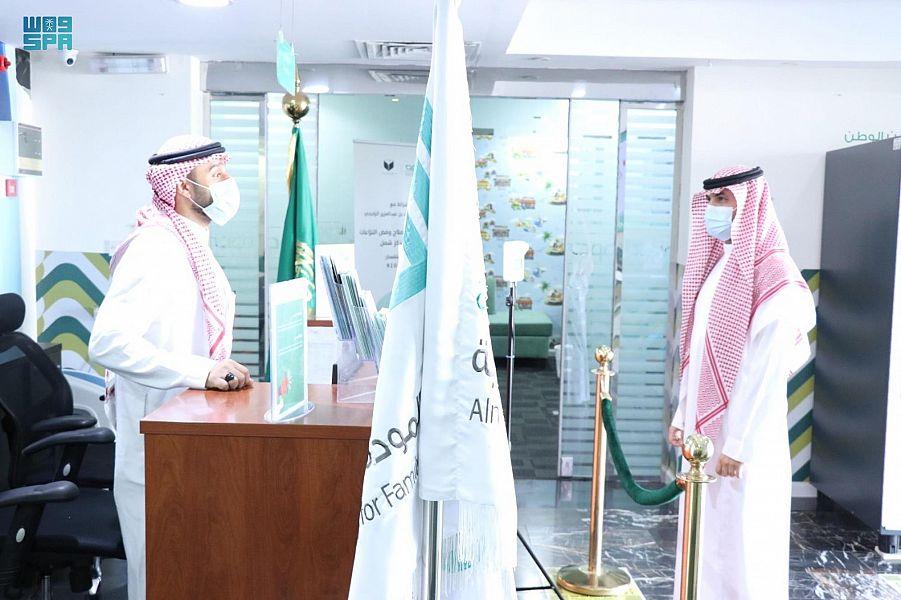 """جمعية """"المودة"""" للتنمية الأسرية بمنطقة مكة المكرمة تقدم خدماتها لـ 80410 مستفيدين خلال العام 2020"""