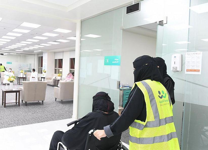 الجمعية الخيرية للعمل التطوعي بتبوك يَد حانية على مواطني المنطقة ومقيميها