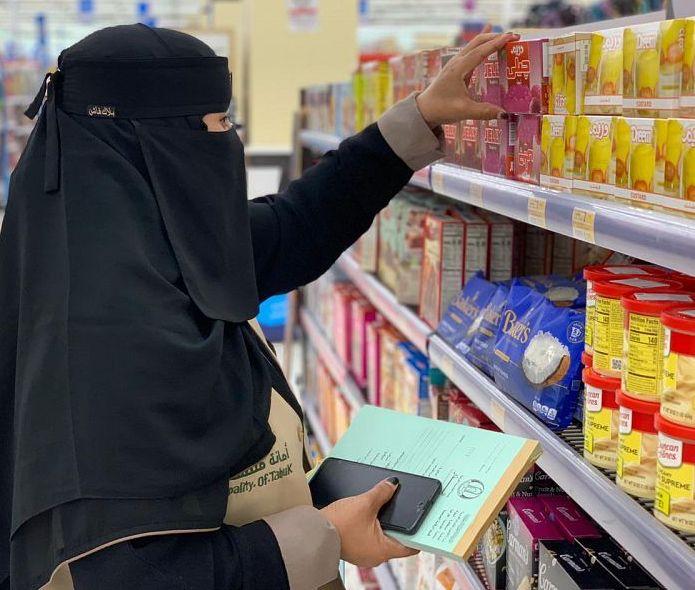 أمانة تبوك تنفذ أكثر من 22 ألف جولة رقابية خلال النصف الأول من رمضان