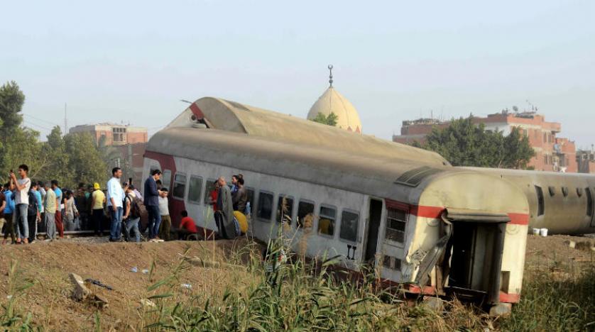 مصر.. حبس 23 متهمًا في حادث قطار طوخ
