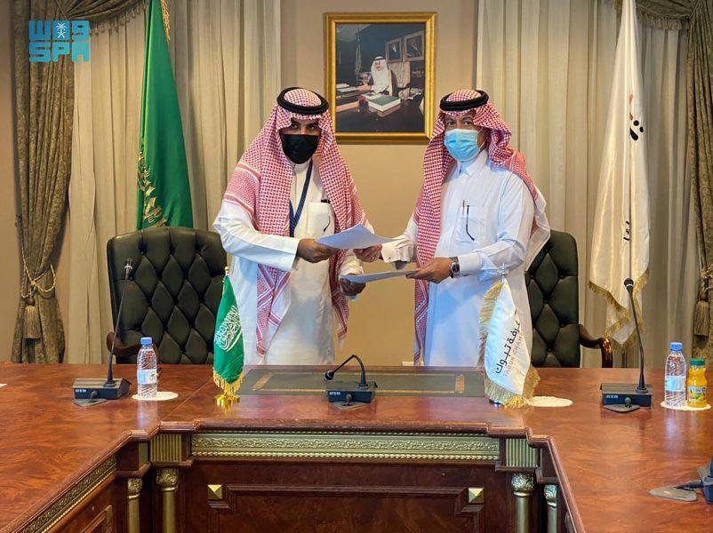 غرفة تبوك توقع مذكرة تفاهم مع بنك الرياض لدعم المشروعات الصغيرة والمتوسطة