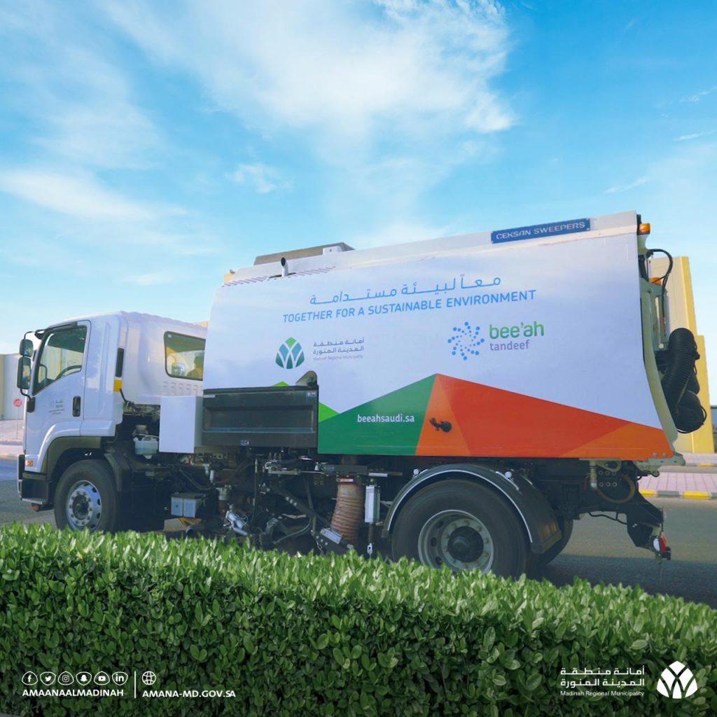 أمانة المدينة ترفع 38000 طن من النفايات وتقوم بأكثر من 5000 جولة رقابية