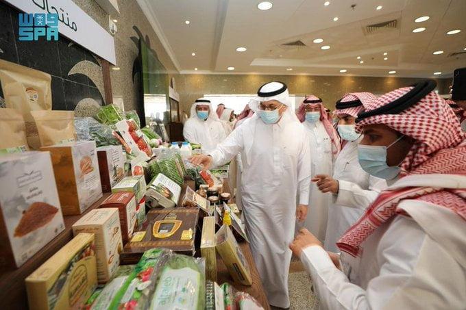 """البيئة"""" تدشن 4 مشروعات وخدمات زراعية لتطوير منتجات ومدخلات الإنتاج العضوي في منطقة القصيم"""