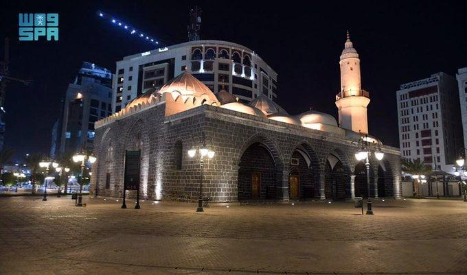 مسجد الغمامة .. موضعٌ وأثر نبوي بالمدينة المنورة