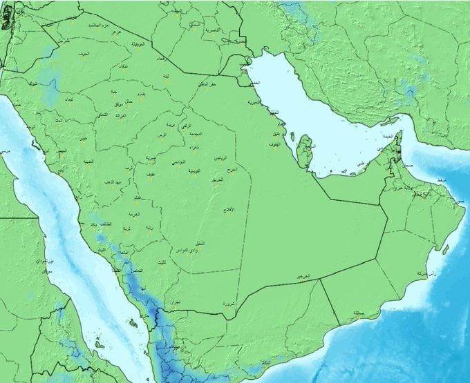 """""""الحصيني"""" يكشف توقعاته لطقس المملكة اليوم الثلاثاء على هذه المناطق"""