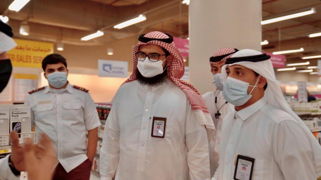 استعدادا لشهر رمضان أمانة الجوف تكثف حملات الرقابة على الأسواق ومراكز بيع اللحوم