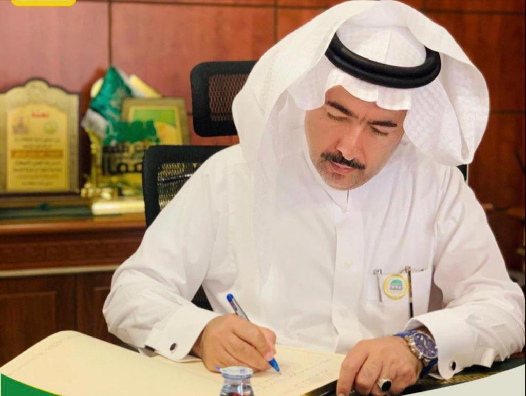 أمين عسير يوقع اتفاقية ترشيد الكهرباء مع الشركة الوطنية لخدمات كفاءة الطاقة