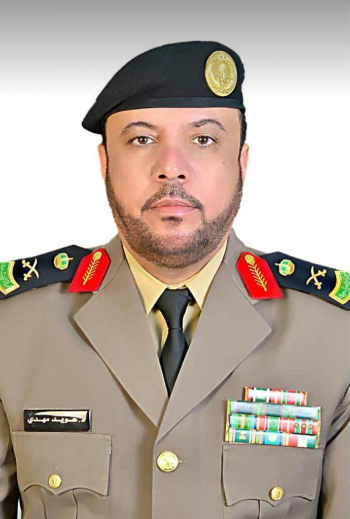 تعيين اللواء عويد العنزي مديراً لشرطة جازان