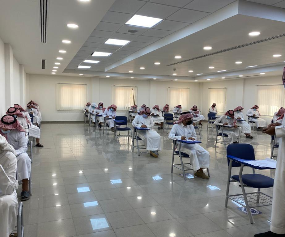 وسط الإجراءات الاحترازية.. بدء الاختبارات النهائية بجامعة عبدالرحمن بن فيصل