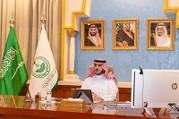 أمير الجوف يجتمع بالوكلاء والمحافظين ويؤكد على متابعة أداء الأجهزة الحكومية