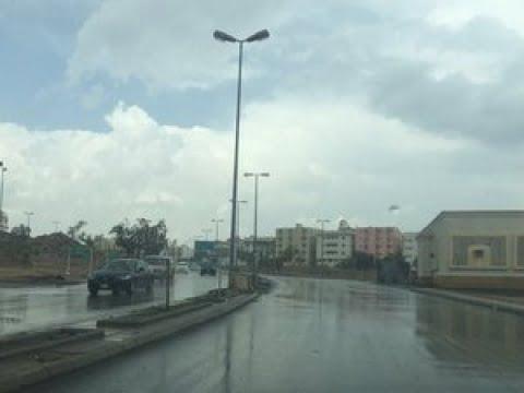 """""""الأرصاد"""": أمطار رعدية على الطائف وميسان حتى العاشرة مساءً"""