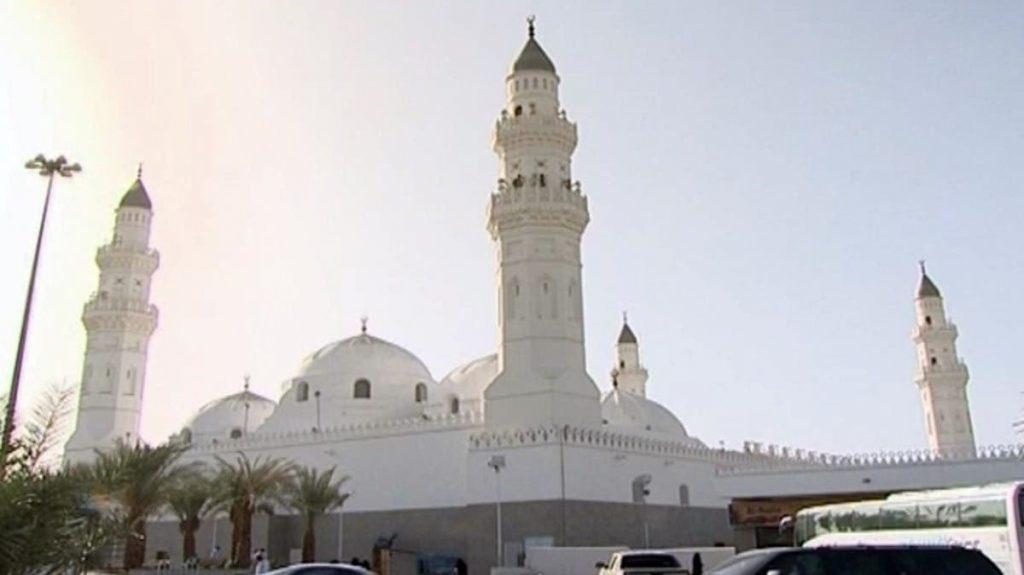 مسجد قباء.. أول مسجد في الإسلام