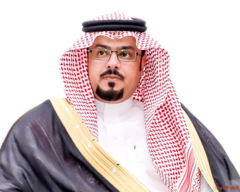 """أمين منطقة الباحة يدشن حملة """"ممتثل"""""""