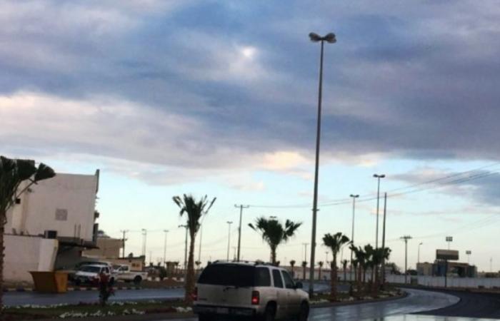 الأرصاد: أمطار رعدية على الباحة