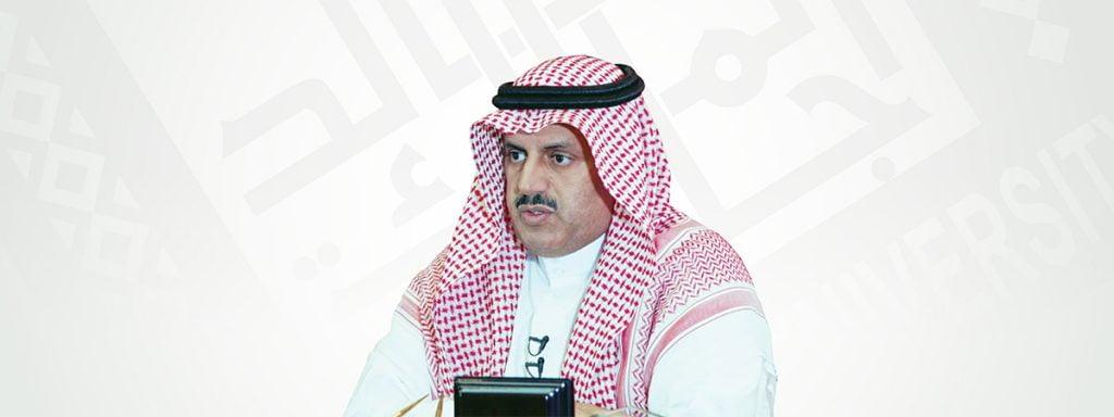 رئيس جامعة الملك خالد يثمن الجهود المبذولة خلال العام الجامعي 1442هـ