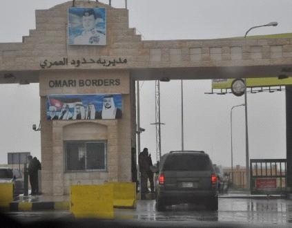 الأردن يعلن فتح معبرين مع السعودية وسورية