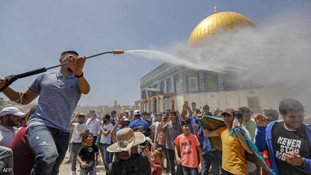 """احتجاج رسمي أردني ضد الاحتلال الإسرائيلي بشأن """"انتهاكات الأقصى"""""""