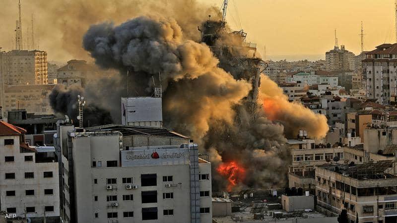 ارتفاع حصيلة العدوان الإسرائيلي المتواصل على الشعب الفلسطيني إلى 202 شهيد