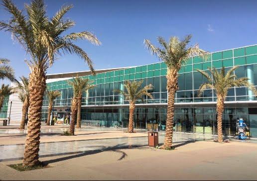 مطار الأمير سلطان بن عبدالعزيز بتبوك يشهد تسيير أولى الرحلات الدولية إلى القاهرة