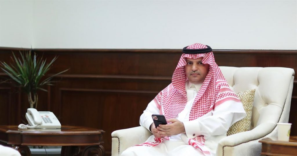 """محاولة لاختراق حساب رئيس النصر في """"تويتر"""""""