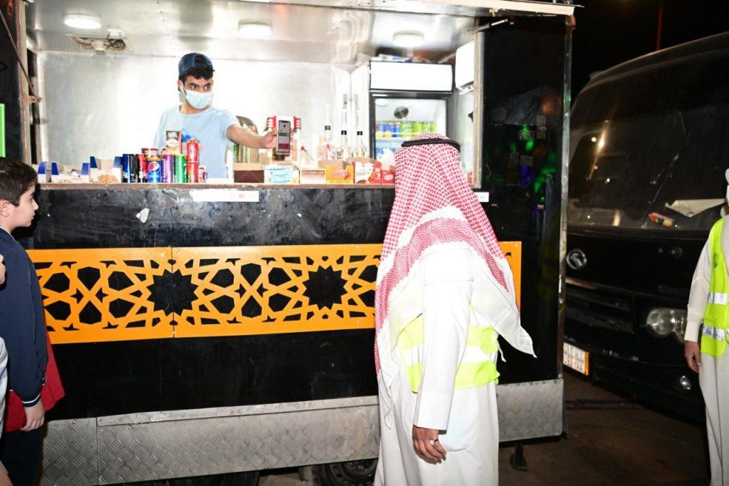 """تطوعي أمانة الجوف ينفذ 35 جولة توعوية ضمن مبادرة """"عيدنا سالمين"""""""