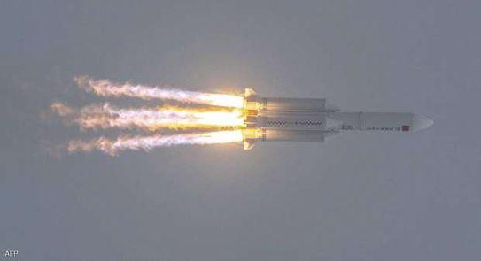 الصين عن صاروخها الخارج عن السيطرة: سيحترق عند دخول الغلاف الجوي