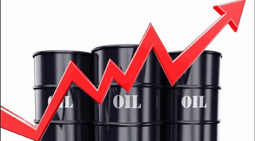 """سعر نفط """"برنت"""" يرتفع بنسبة 0.74 %"""