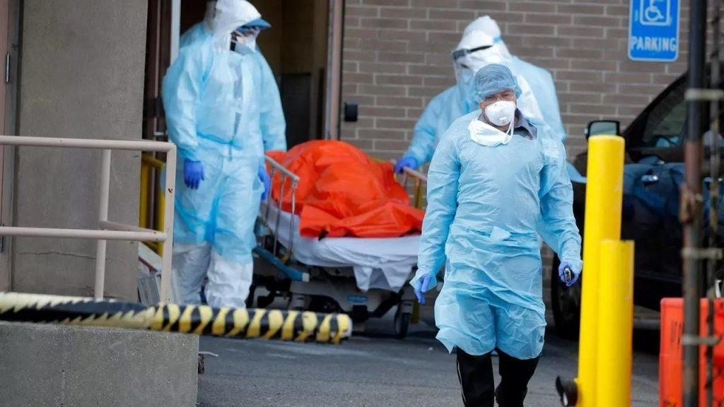 الولايات المتحدة تسجل 28,692 إصابة جديدة و 415 وفاة بفيروس كورونا