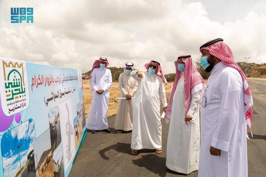 أمين منطقة الباحة يطلع على جاهزية المسالخ وأسواق الماشية استعدادًا لعيد الفطر
