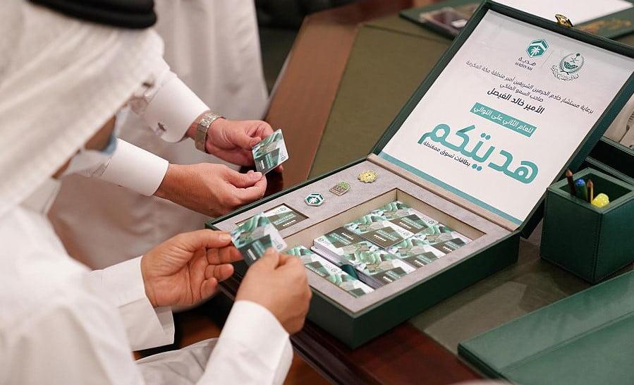 """وكيل إمارة منطقة مكة المكرمة يدشن مبادرة """"هديتكم"""""""
