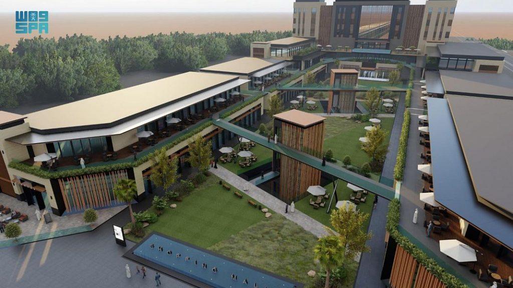 أمين الشرقية يعتمد ٣٢ مشروعاً تنموياً استثمارياً سياحياً وفق معايير كود البناء السعودي وضمن خطة الأمانة التنموية