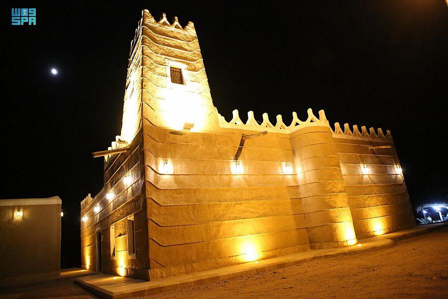 من مشروع الأمير محمد بن سلمان لتطوير المساجد التاريخية بالمملكة.. مسجد أبي بكر الصديق في نجران