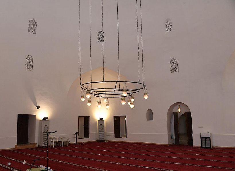 مسجد القبة بالأحساء ..هندسة معمارية وطراز فريد