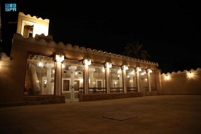 من مشروع الأمير محمد بن سلمان لتطوير المساجد التاريخية بالمملكة.. مسجد الجراد