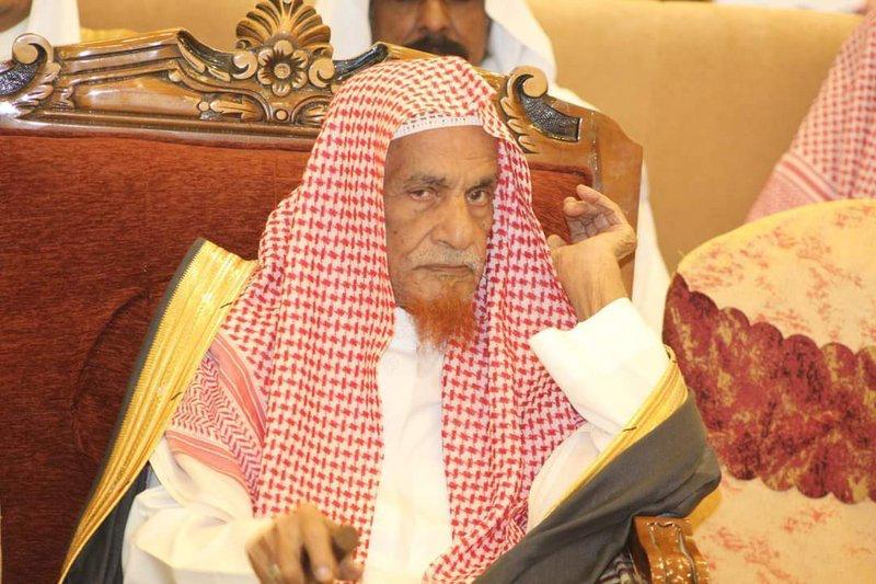 وفاة الشيخ حسين بجوي شيخ شمل بني شبيل سابقا ..