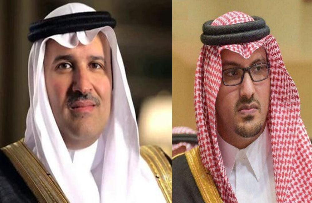 أمير المدينة المنورة ونائبه يُسجلان في برنامج التبرع بالأعضاء