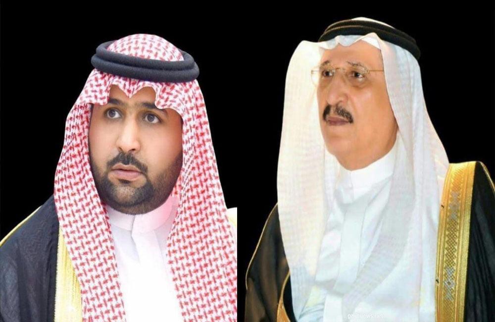 أمير جازان ونائبه يسجلان في برنامج التبرع بالأعضاء