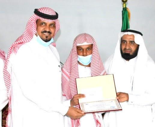 خمسة فائزين في ختام قرآنية الشبحة