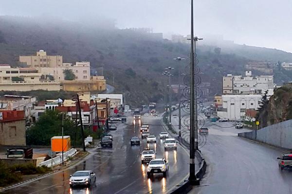 الأرصاد: أمطار رعدية على منطقتي الباحة وجازان