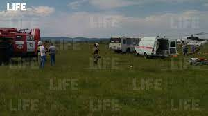 مقتل سبعة أشخاص وإصابة 13 إثر هبوط اضطراري لطائرة صغيرة في سيبيريا