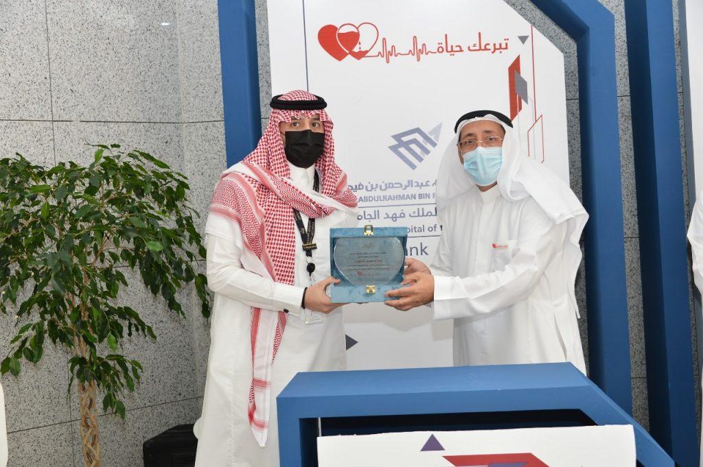 بنك الدم بجامعي الخبر: أكثر من 5 آلاف متبرعاً واستمرار العطاء رغم الجائحة