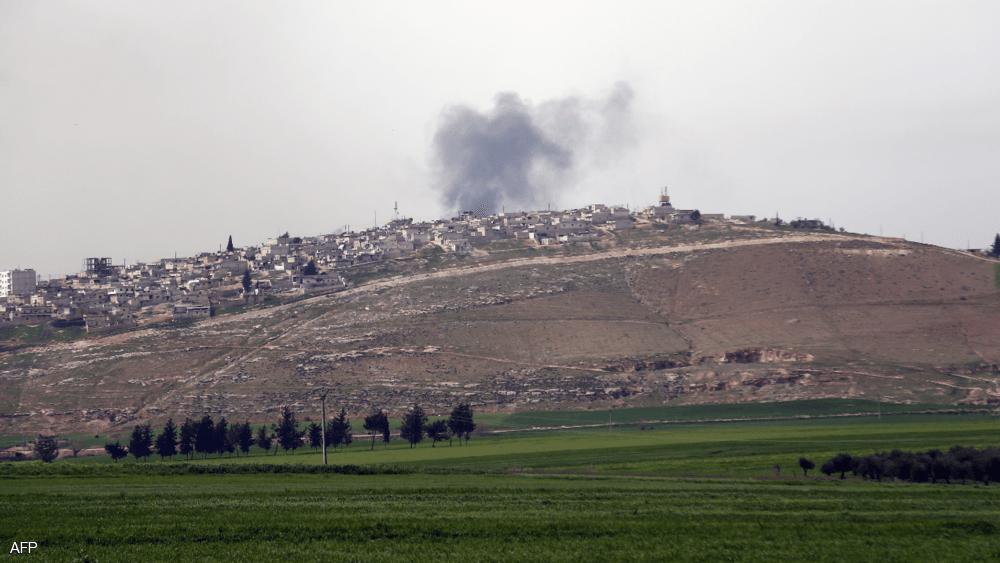قتلى بقصف على مدينة عفرين السورية