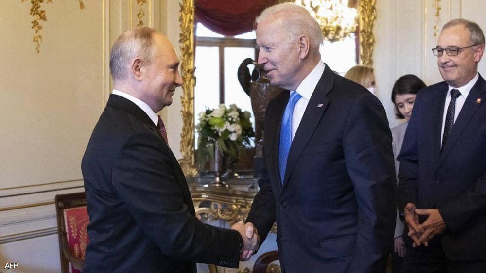 بوتن: بايدن محترف وعليك العمل معه بحذر