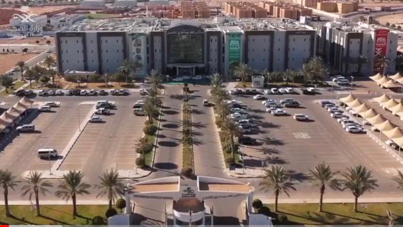 أكثر من 20 ألف مستفيد من خدمات مستشفى الملك عبدالعزيز التخصصي بالجوف