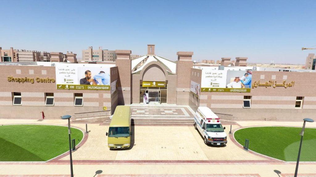مركز لقاحات كورونا في جامعة الجوف يواصل تقديم خدماته