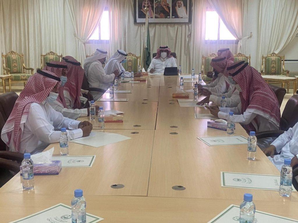 المجلس المحلي بمحافظة البدع يعقد جلسته الثالثة للعام الحالي