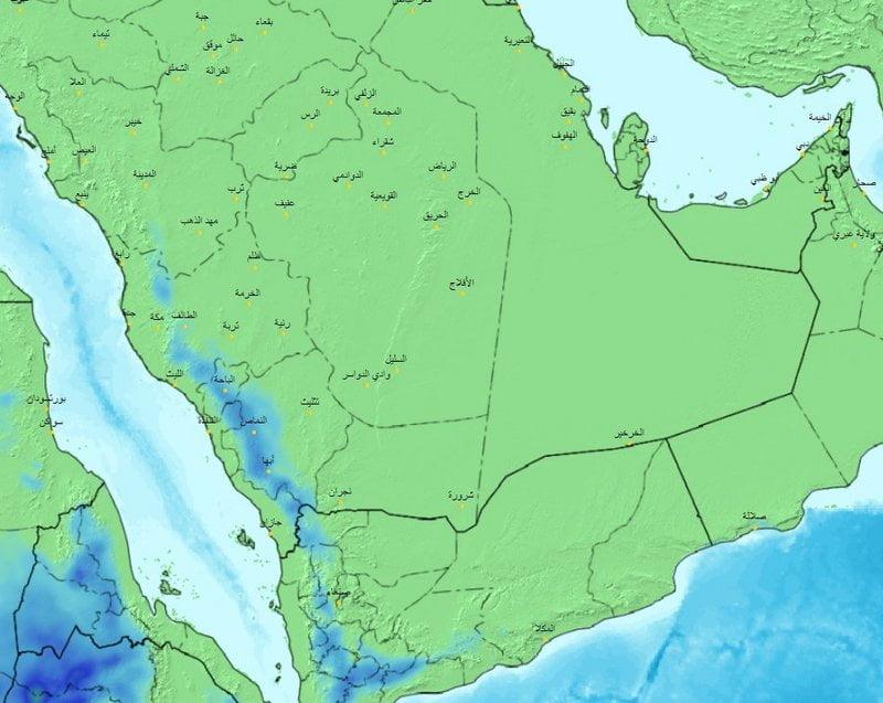الحصيني : اليوم موعود بأتربة ورياح وأمطار