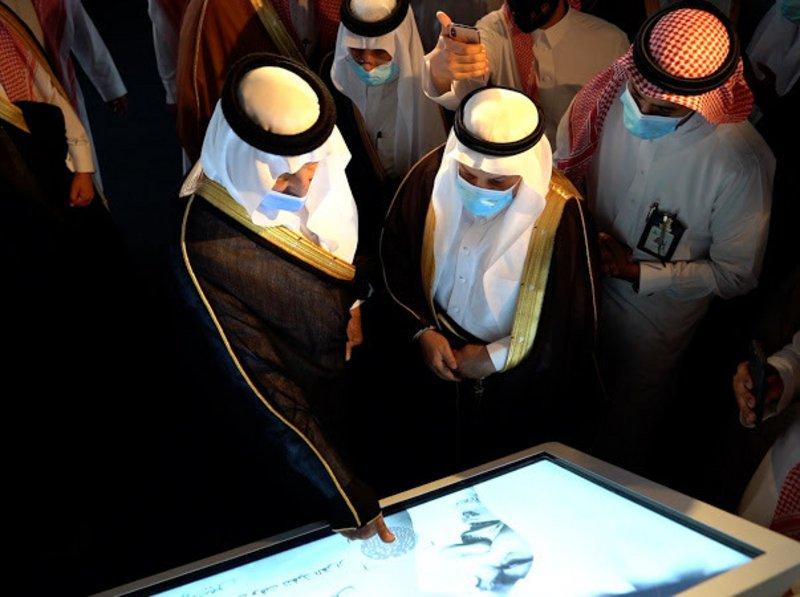 """""""الفيصل"""" يدشن الموقع الإلكتروني لمكتبته الرقمية التفاعلية"""