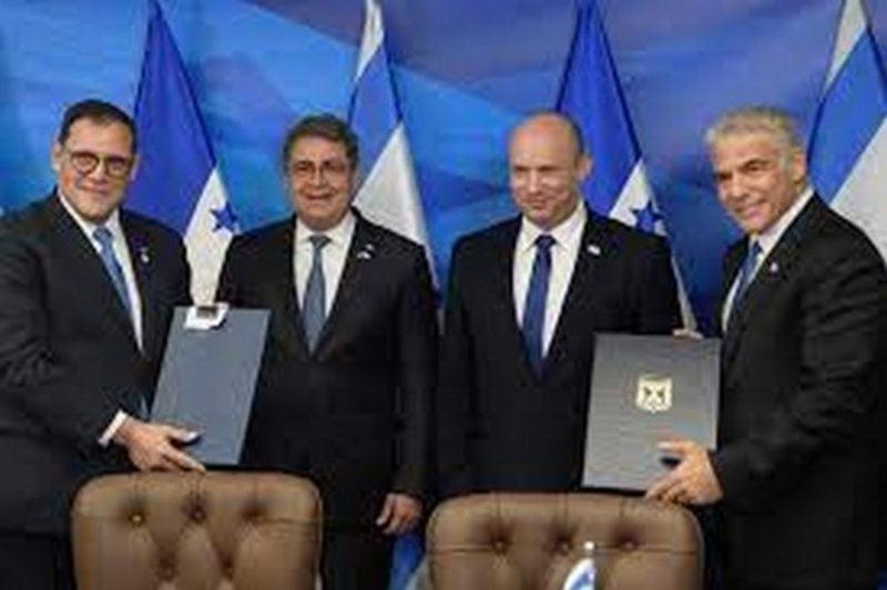 هندوراس تفتتح سفارة في القدس .. والخارجية الفلسطينية تستنكر
